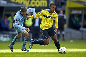 Chris S�rensen (Randers FC), Kenneth Zohore (Br�ndby IF)