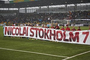 Hyldest til Nikolaj Stokholm (FC Nordsj�lland)