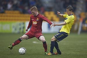 Anders Christiansen (FC Nordsj�lland), Alexander Szymanowski (Br�ndby IF)