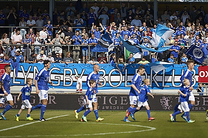 Lyngby-fans