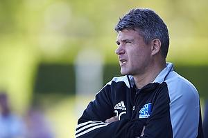 Bent Christensen, assistenttr�ner (Lyngby BK)