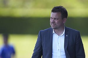 Jack Majgaard Jensen, cheftr�ner (Lyngby BK)