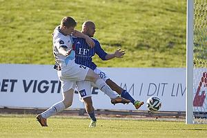 Jeppe Brandrup (Lyngby BK), Mads Hvilsom (Hobro IK)