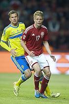 Kasper Kusk (Danmark), Mikael Antonsson (Sverige)