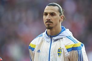 Zlatan Ibrahimovic (Sverige)