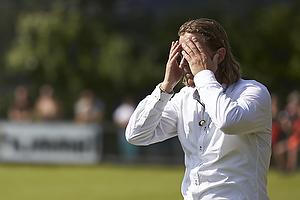 Bo Henriksen, cheftr�ner (Hobro IF)