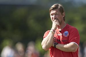 Jonas Dal Andersen, cheftr�ner (Hobro IF)