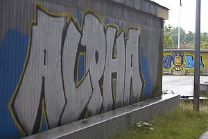 Br�ndby grafitti