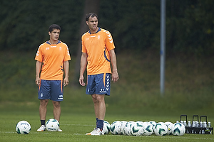 Patrick Da Silva (Br�ndby IF), Johan Elmander (Br�ndby IF)