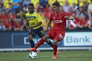 Kristoffer Peterson (Liverpool FC)