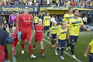 Daniel Agger (Liverpool FC)