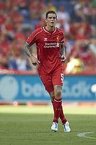 Daniel Agger, anf�rer (Liverpool FC)