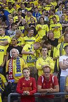 Br�ndbyfans og Liverpool-fans