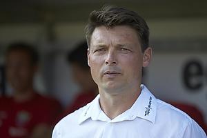 Michael Hansen, cheftr�ner (FC Vestsj�lland)