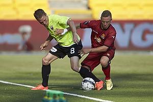Anders Due (FC Vestsj�lland), Uffe bech (FC Nordsj�lland)