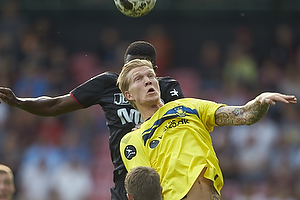 Simon Makienok Christoffersen (Br�ndby IF), Francis Dickoh (FC Midtjylland)