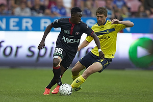 Rilwan Hassan (FC Midtjylland), Semb Berge (Br�ndby IF)