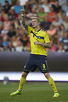 Simon Makienok Christoffersen, m�lscorer (Br�ndby IF)
