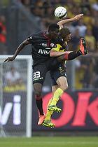 Ebere Paul Onuachu (FC Midtjylland), Semb Berge (Br�ndby IF)