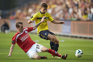 Jens Martin Gammelby (Silkeborg IF), Elba Rashani (Br�ndby IF)