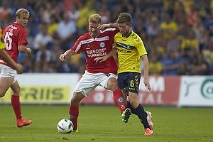 Morten Beck (Silkeborg IF), Martin �rnskov (Br�ndby IF)