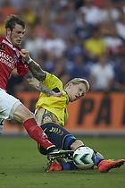 Simon Makienok Christoffersen (Br�ndby IF), Jens Martin Gammelby (Silkeborg IF)