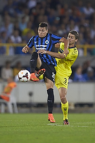 Nicolas Castillo (Club Brugge KV), Semb Berge (Br�ndby IF)