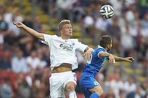 Andreas Cornelius (FC K�benhavn), Serhiy Politylo (FC Dnipro)