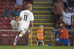 Andreas Cornelius, m�lscorer (FC K�benhavn)