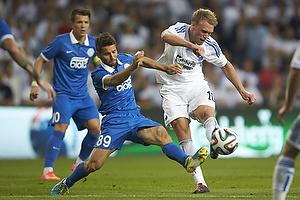Serhiy Politylo (FC Dnipro), Nicolai J�rgensen (FC K�benhavn)