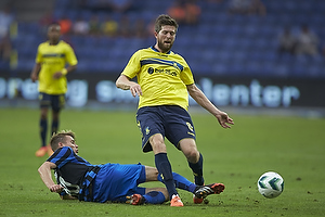 Jesper J�rgensen (Club Brugge KV), Martin �rnskov (Br�ndby IF)