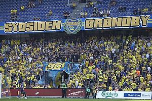 Sydsiden p� Br�ndby Stadion