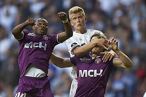 Andreas Cornelius (FC K�benhavn), Sylvester Igboun (FC Midtjylland), Erik Sviatchenko (FC Midtjylland)