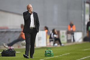 Glen Riddersholm, cheftr�ner (FC Midtjylland)