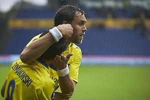Johan Elmander (Br�ndby IF), Alexander Szymanowski (Br�ndby IF)