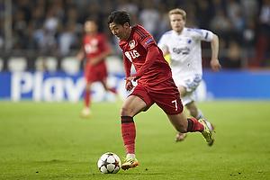 FC K�benhavn - Bayer 04 Leverkusen