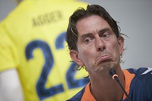 Pressemøde: Daniel Agger til Brøndby IF