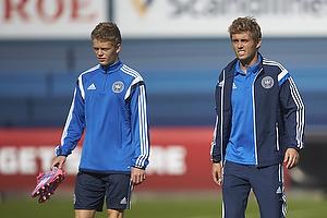 Kasper Kusk (Danmark), Jakob Poulsen (Danmark)