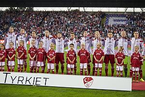 Danmarks hold
