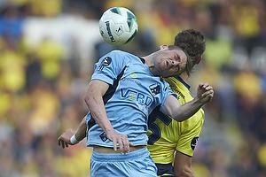 Mads Fenger (Randers FC), Holmbert Fridjonsson (Br�ndby IF)