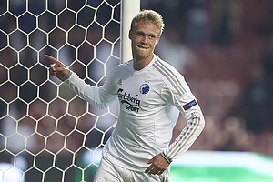 Nicolai J�rgensen, m�lscorer (FC K�benhavn)