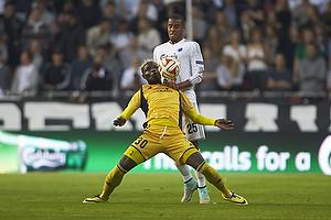 Aristide Bance (Hjk helsinki), Mathias Zanka J�rgensen (FC K�benhavn)