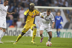 Aristide Bance (Hjk helsinki), Alex Kacaniklic (FC K�benhavn)