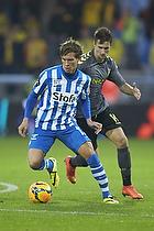 Ryan Johnson Laursen (Esbjerg fB), Elba Rashani (Br�ndby IF)