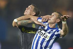 Daniel Agger (Br�ndby IF), Martin Pusic (Esbjerg fB)