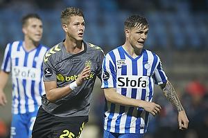 Holmbert Fridjonsson (Br�ndby IF), Michael Jakobsen (Esbjerg fB)