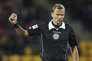 Lars Christoffersen, dommer