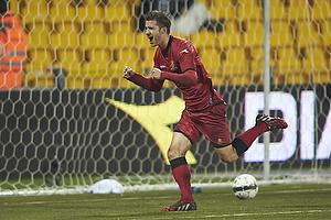 Martin Vingaard, m�lscorer (FC Nordsj�lland)