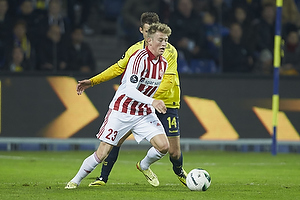 Nicolaj Thomsen (Aab), Elba Rashani (Br�ndby IF)