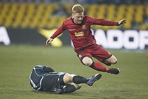 Tommy Bechmann (S�nderjyskE), Anders Christiansen (FC Nordsj�lland)